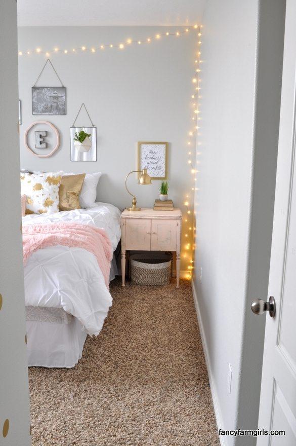 Girl S Room Makeover