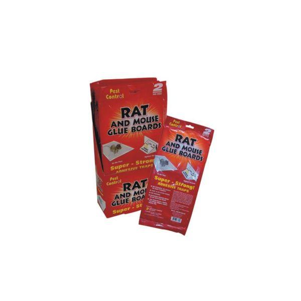 48 Units of Pest Control Rat Mouse Glue Board 2PK