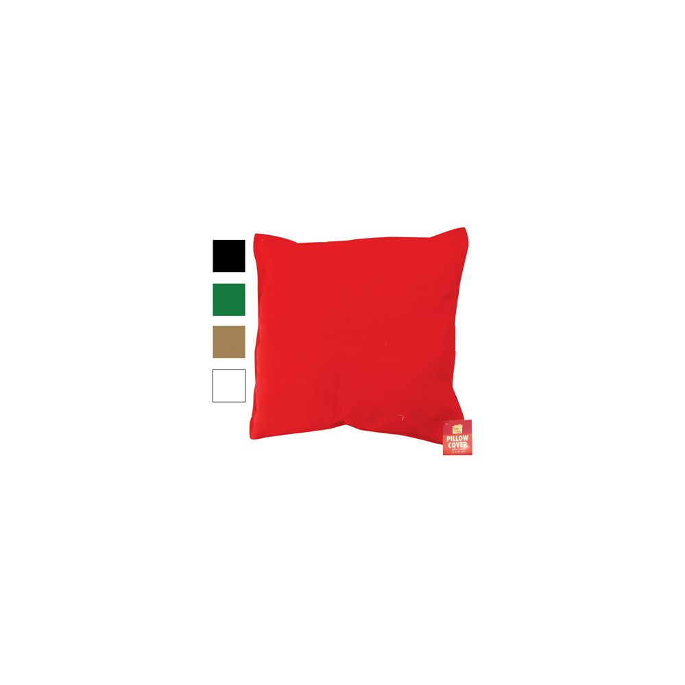 36 Units of PILLOW COVER 20 X 20 INCH  at
