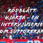 """Tobias Ribbertz -""""Mitt HIF-intresse uppkom i en mix utav mitt ständiga fotbollsintresse och förkärleken för Henrik Larsson"""""""