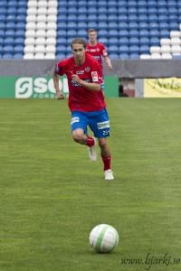 Daniel Nordmark levererade i U21 laget