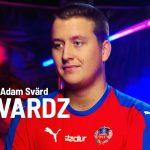 """Adam """"Svardz"""" Svärd -""""…sen behöver vi i HIF e-sport all stöd vi kan få, så gör det för klubben"""""""