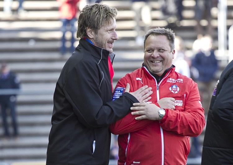 Johan Mårtensson klar för HIF