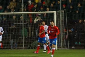 Victor Pálsson I matchen mot Syrianska Foto: Samone Klinteberg