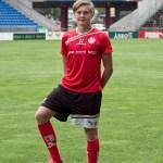 Allt om HIF har träffat Jesper Lundborg från U17-laget