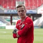 Allt om HIF har träffat Ludvig Rhodin från Akademi-laget
