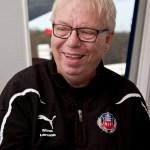 Allt om HIF möter ungdomskoordinatorn Nisse Larsson