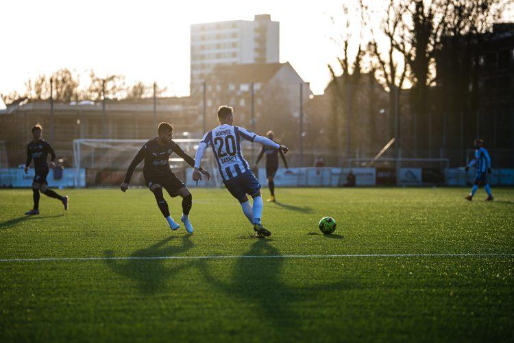 Träningsmatch Odense BK-HIF