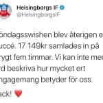 """Ted Hundborg om Söndagsswishen """"Ingen kan göra allt, men alla kan göra något"""""""