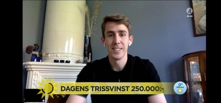 AOH gratulerar Adam Eriksson…