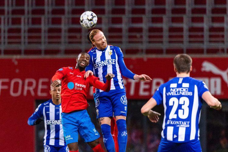 Inför HIF-IFK Göteborg