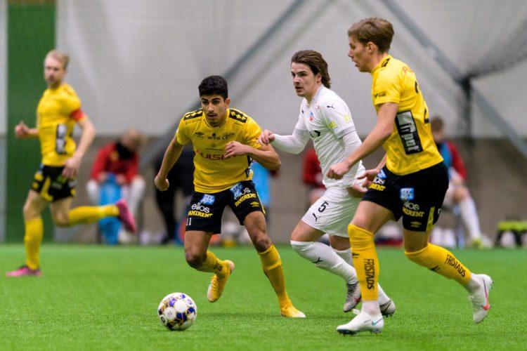 Jämt i Borås – HIF föll med uddamålet