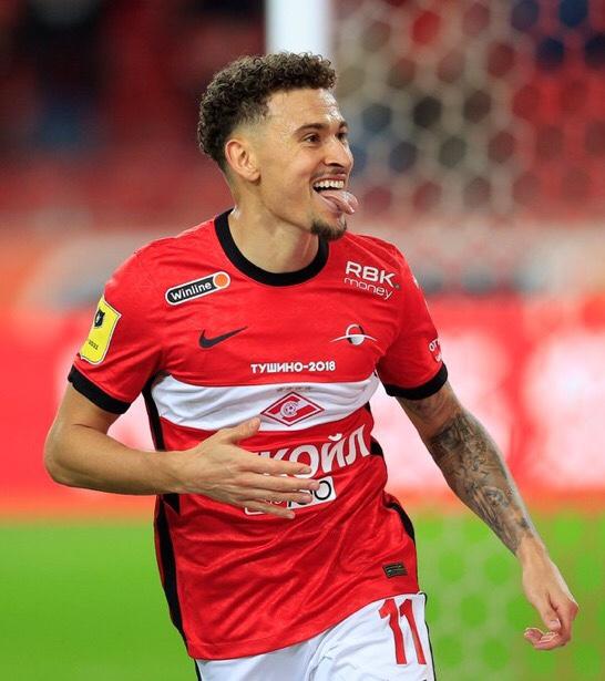 Jordan Larsson – Årets spelare i klubblaget