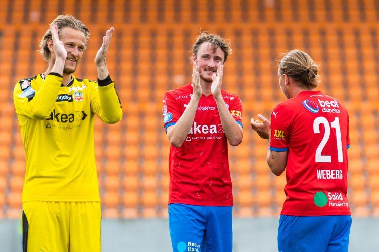 """Rollo: """"Andra raka 4-0 segern mot VSK"""""""
