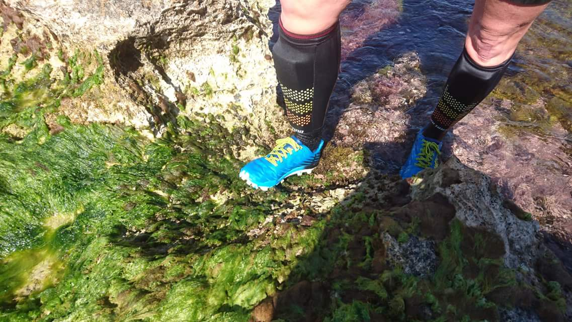 Test av Hoka One One Evo Jaws