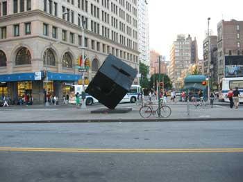 Greenwich Village Cube