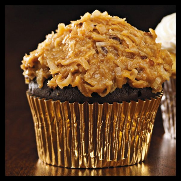 90 Foil Gold Baking Cups Cupcake Muffin Liners Bake Pastry
