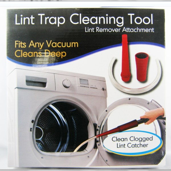 Dryer Vent Lint Vac Removal Attachment Trap Cleaning