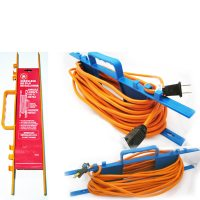 1 CABLE WIRE ORGANIZER EXTENSION ELECTRIC CORD HOLDER TIE ...