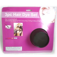 Salon Hair Coloring Dyeing Kit Color Dye Brush Comb Mixing ...