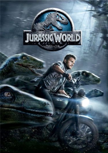 Jurassic World movie poster | Jurassic world movie, Jurassic world ...