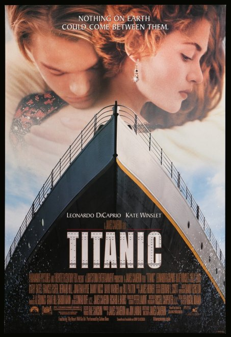 top film - titanic highest grossing movies in history
