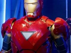 iron man robot