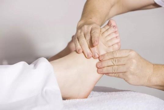 Foot Massager Machine