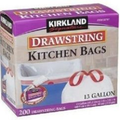 How Many Gallons Is A Kitchen Trash Can Planning Guide Top 10 Best Bags In 2018 Reviews - Alltoptenbest
