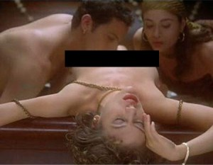 Nude Hollywood Actresses - Alyssa Milano