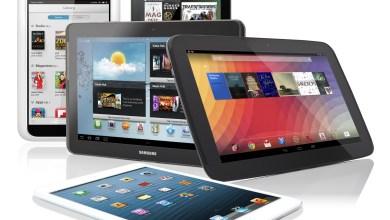 Photo of Top Ten Upcoming Android Tablets of 2014