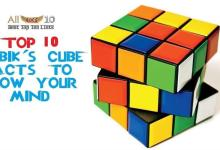 Photo of Top 10 Rubik's Cube Facts to blow your mind