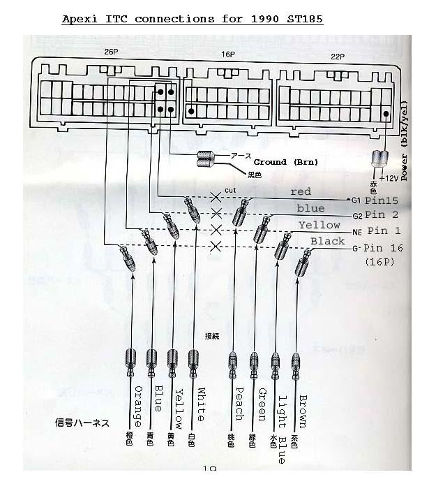 hks turbo timer wiring diagram 2003 gmc yukon denali stereo aftermarket installation documents greddy apexi