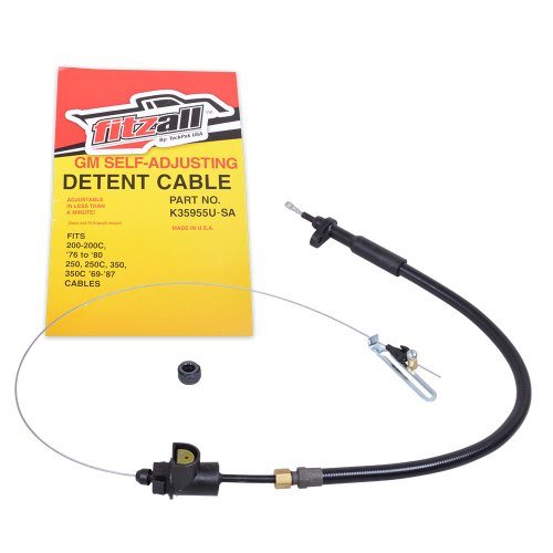small resolution of detent cable universal th350 350c