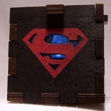 Superboy Blue Lit