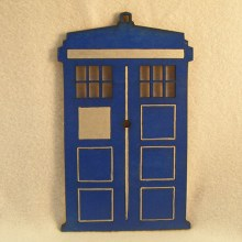 Tardis, Dr. Who, Wall Art