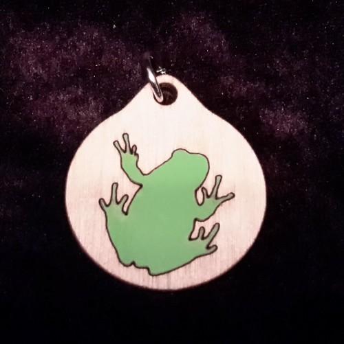 Frog Pendant/Keychain