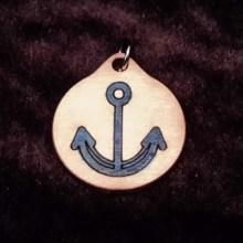 Anchor Pendant/Keychain