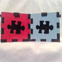 Autism both LED Gift Box