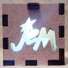 Jem LED Gift Box white