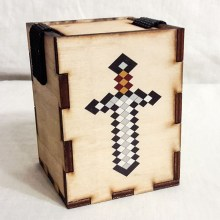 Commander Card Box Minecraft