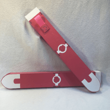 Rose Quartz Scabbard