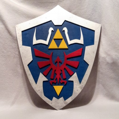 New Link Master Shield