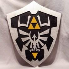 Dark Link Master Shield