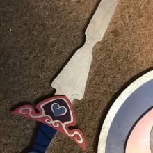 Nella the Princess Knight Sword
