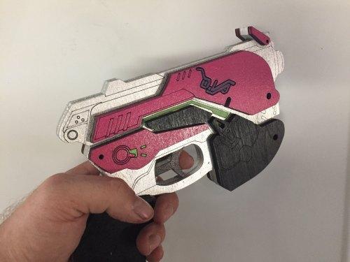 D.Va Gun Cosplay Replica DVA