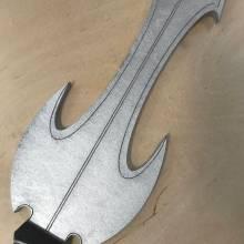 Hela Sword Replica Thor Ragnork Prop