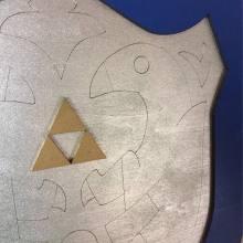 Link's Mirror Shield