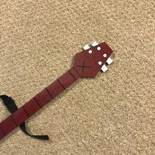 Marceline's Axe Guitar