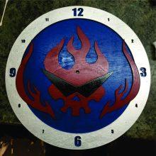 Gurren Lagann, Anime, 14 inch clock